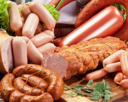 Колбасы, мясные изделия и деликатесы