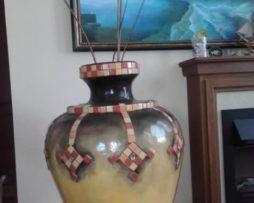 вазы ручной работы