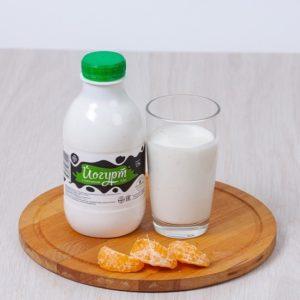 Йогурт с клетчаткой, за шт, сыроварня Listgarten [46-06)