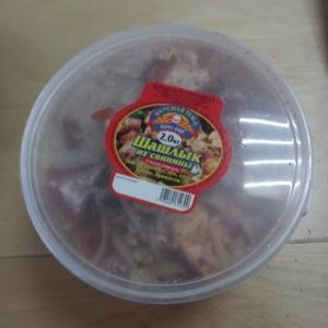 Шашлык свиной  2 кг (13-04) подворье Чеботарева